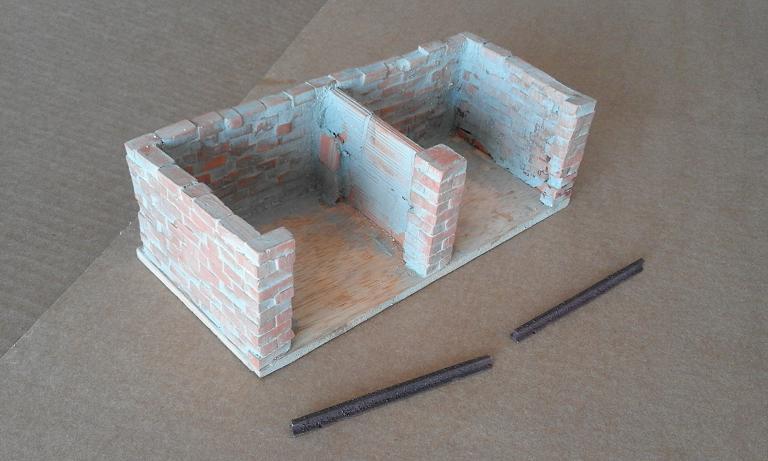 Construcció d'una carbonera d'inspiració lliure. A20