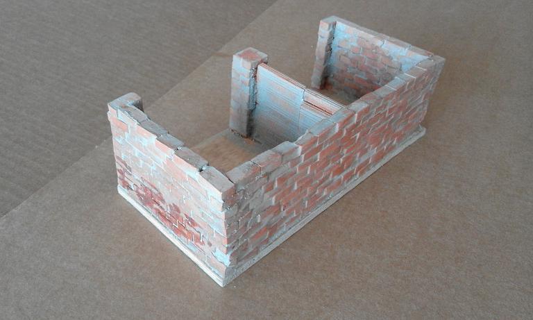 Construcció d'una carbonera d'inspiració lliure. A_220