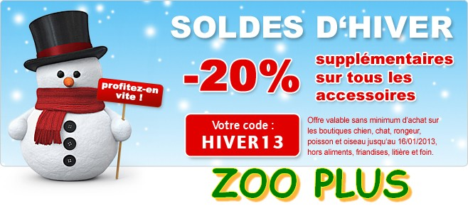 Affiliation ZOO PLUS Sdc18310
