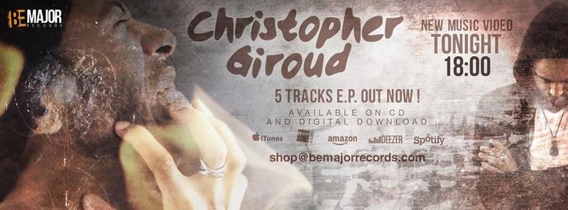 Christopher Giroud (EP 5 titres - 2017) .. 21616510