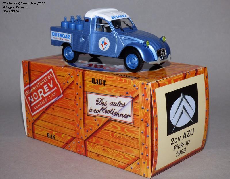 05 - Pick-up Butagaz 1963 Hachet37