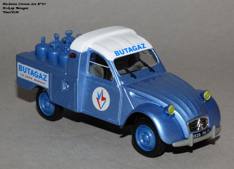 05 - Pick-up Butagaz 1963 Hachet38