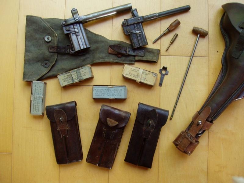 Luger P08 artillerie - Page 2 Access10