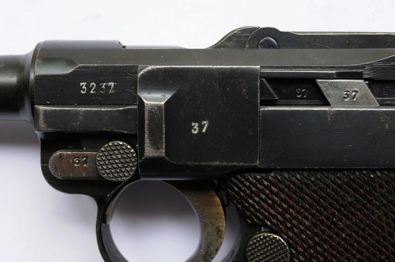 Avis aux spécialistes du P08 Mauser10