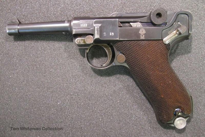 LUGER S/42 1936 Mauser14