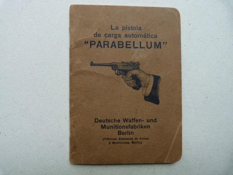 Luger modèle 1908 commercial argentin, 9 mm, n° 43457, en coffret. - Page 2 P1060610