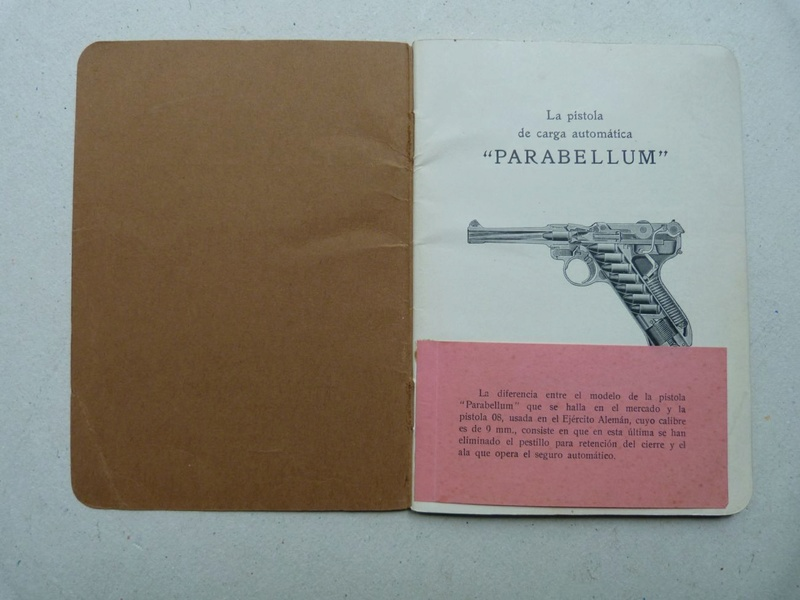 Luger modèle 1908 commercial argentin, 9 mm, n° 43457, en coffret. - Page 2 P1060611
