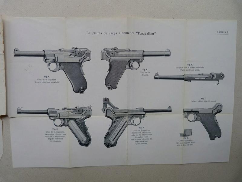 Luger modèle 1908 commercial argentin, 9 mm, n° 43457, en coffret. - Page 2 P1060711
