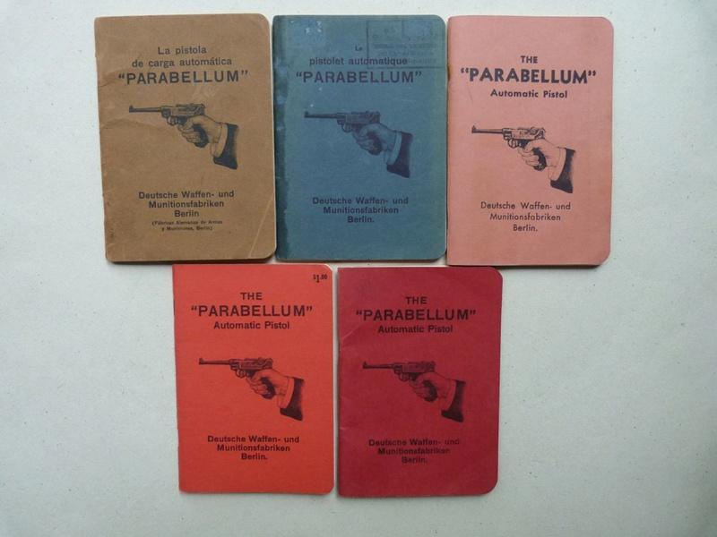 Luger modèle 1908 commercial argentin, 9 mm, n° 43457, en coffret. - Page 2 P1060713