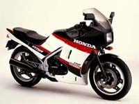 Historia del VT 250 - Identificar el modelo Vt250f11