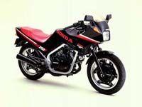Historia del VT 250 - Identificar el modelo Vt250f14