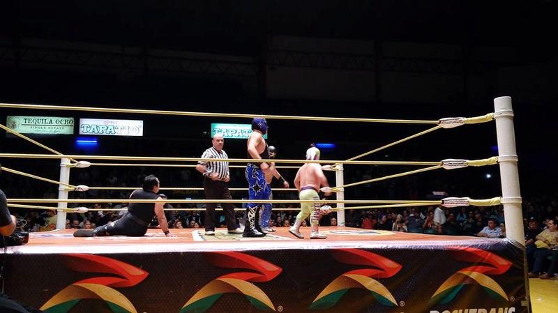 De Lucha Libre - The masked wrestlers 20139911