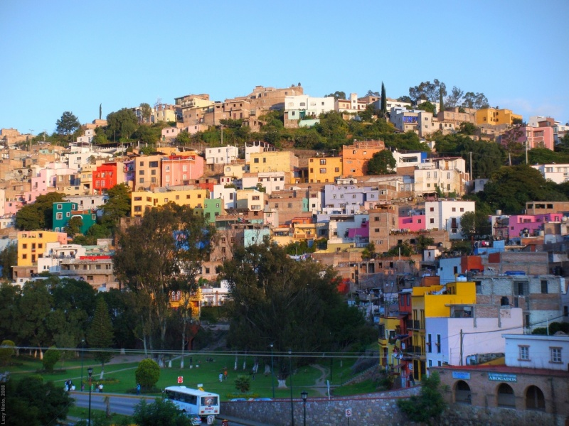 Guanajuato Named One of the World's Colorful Cities 29721510