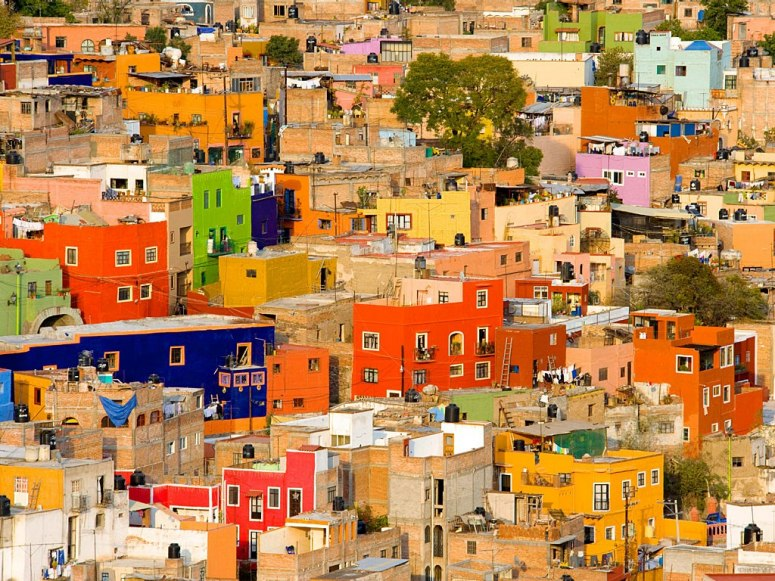 Guanajuato Named One of the World's Colorful Cities Item7_10