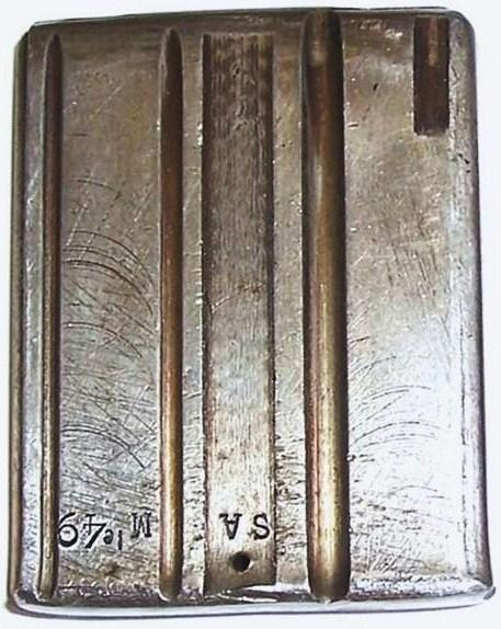 M.A.S. 44, 49 et 49/56, outillage et vérificateurs 49__4910