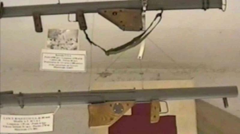 Le lance roquette U.S. M1 A1 de 2,36 pouces (60mm). Lfac_a15