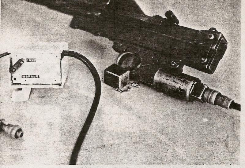 l'A.A. N F1 et le tir réduit Raccor10