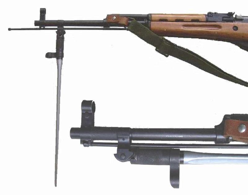 La carabine S.K.S. 46 Sks_4610