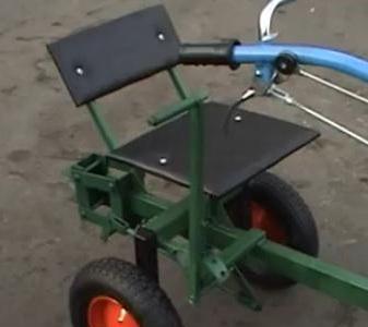 Sulky agricole pour motoculteur ou autres 2_b_yo10