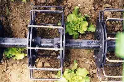 Sulky agricole pour motoculteur ou autres Bhsala10