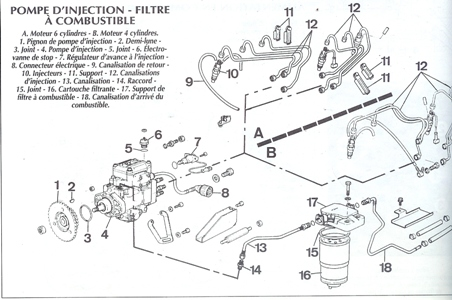 [ BMW E36 318 TDS M41 an 1997 ] Problème démarrage suite resserrage actuateur (résolu) Pompe_10