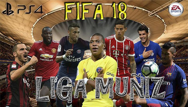 LIGA FIFA 17