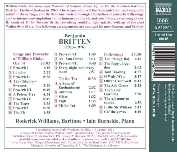 Petit guide discographique de la mélodie britannique. 07473111