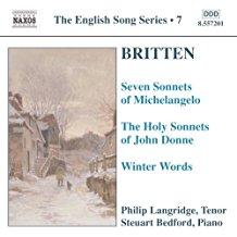 guide - Petit guide discographique de la mélodie britannique. - Page 1 51zcx910