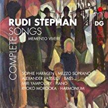 Rudi STEPHAN 1887-1915 6160vq10