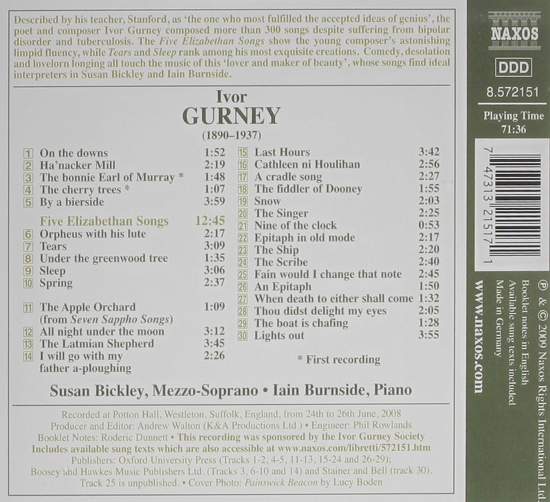 guide - Petit guide discographique de la mélodie britannique. - Page 1 71xfiu10
