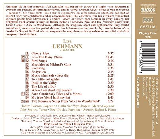 guide - Petit guide discographique de la mélodie britannique. - Page 1 81c6h610