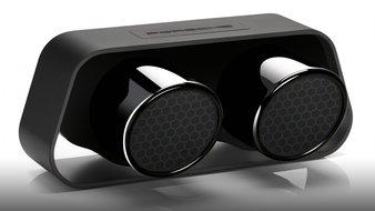 Enceinte Bluetooth en forme d'échappement de 911 GT3 01520010