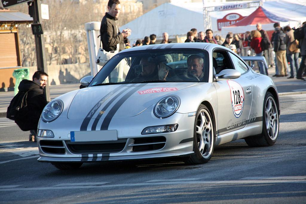 ...et à part Porsche, vous avez eu quelles autos? 21030912