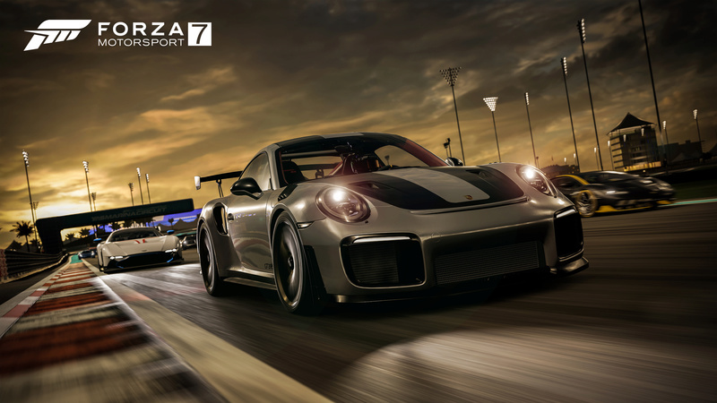 Jeux vidéo Forza710