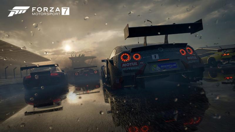 Jeux vidéo Forza711