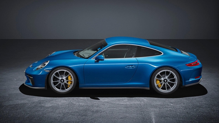 The 911 GT3 Touring Package S1-por10