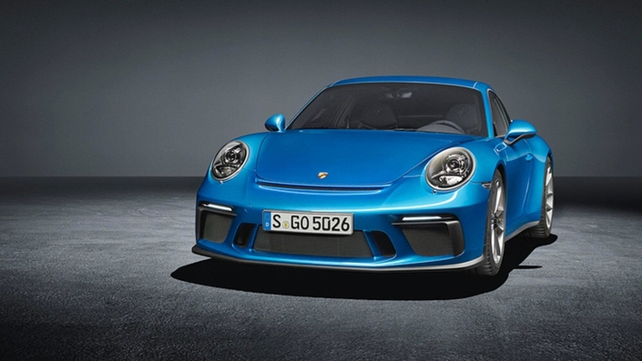 The 911 GT3 Touring Package S1-por12