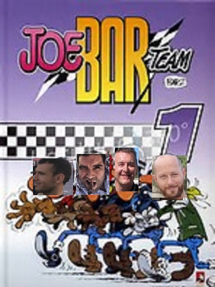 LA NONIRON BIKE Jbt10
