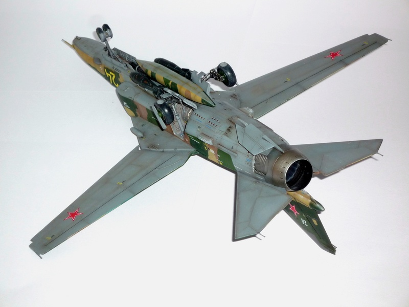"MiG-27 ""Flogger-D""; Trumpeter 1/48 - Page 4 P1100315"