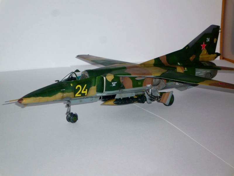 "MiG-27 ""Flogger-D""; Trumpeter 1/48 - Page 4 P1100316"