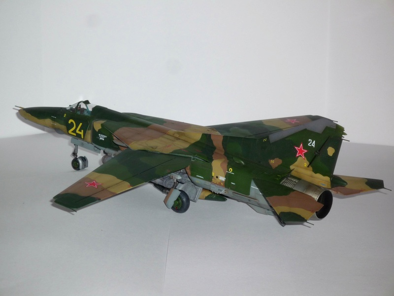 """MiG-27 """"Flogger-D""""; Trumpeter 1/48 - Page 5 P1100327"""