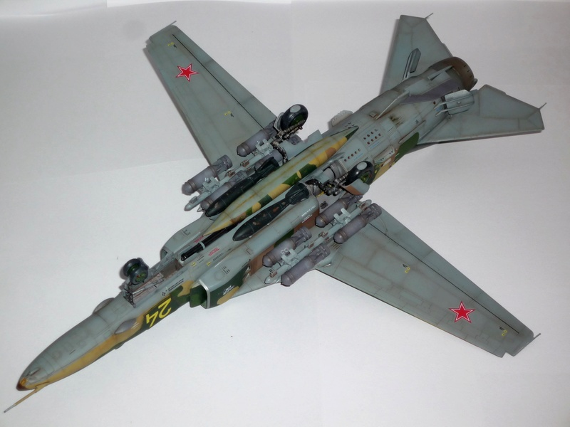 """MiG-27 """"Flogger-D""""; Trumpeter 1/48 - Page 5 P1100328"""