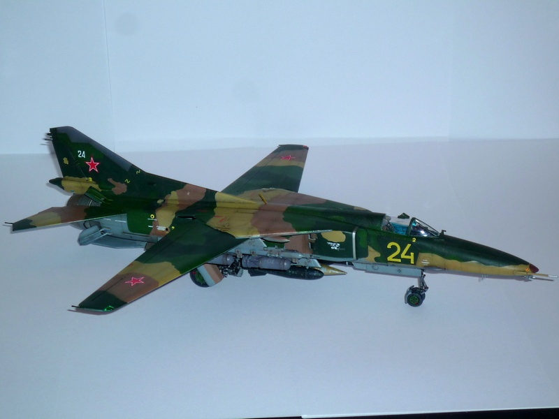 """MiG-27 """"Flogger-D""""; Trumpeter 1/48 - Page 5 P1100411"""