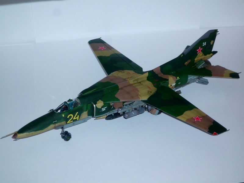 """MiG-27 """"Flogger-D""""; Trumpeter 1/48 - Page 5 P1100412"""