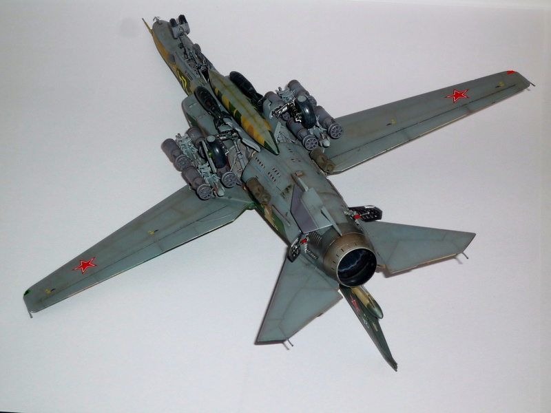 """MiG-27 """"Flogger-D""""; Trumpeter 1/48 - Page 5 P1100413"""