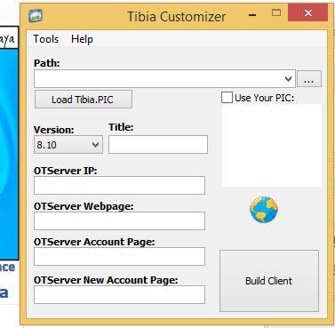 [Utilidad] Tibia Customizer(7.10 7.60 7.80 7.81 7.92 8.00 8.10) Captur11