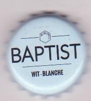 Baptist brasserie Van Steenberge  Belgique Baptis10