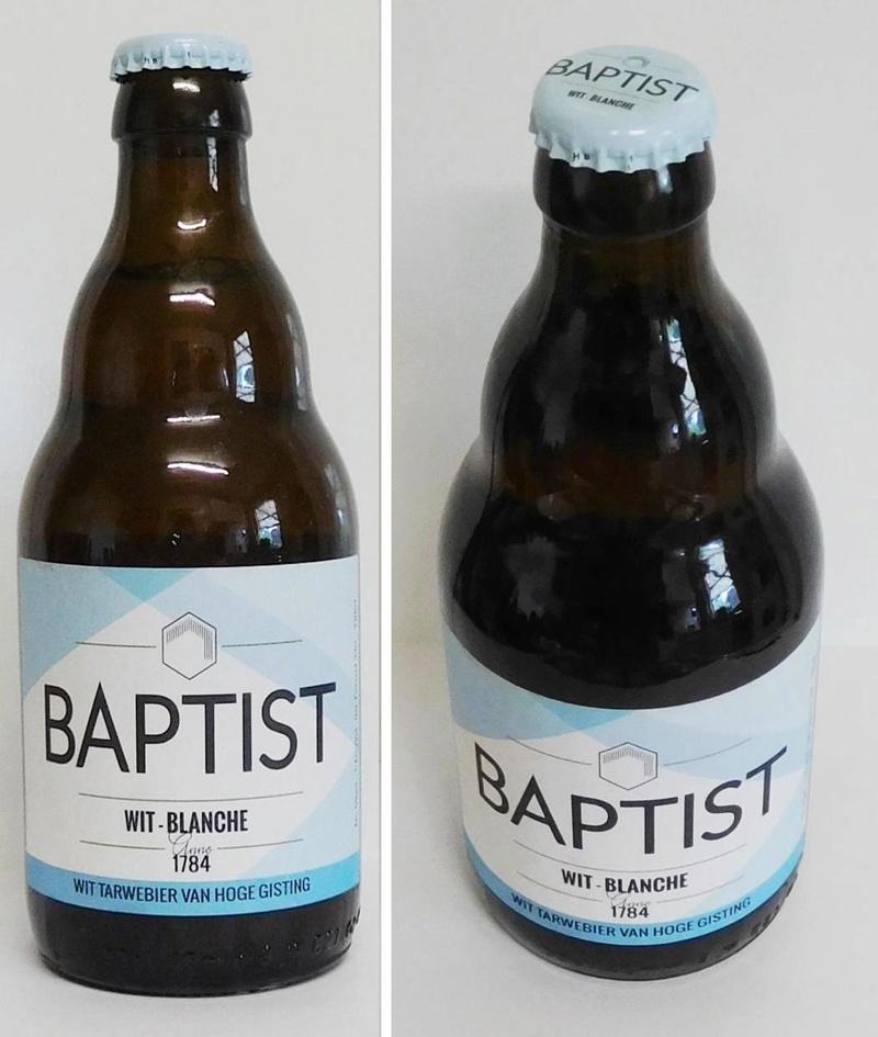 Baptist brasserie Van Steenberge  Belgique Baptis11