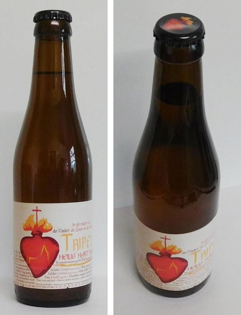 •Heilig Hart Bier :  brasserie Craywinckelhof Belgique Coeur110