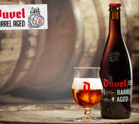 DUVEL barrel aged Belgique Duvel10